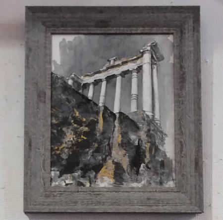 松江比佐子/サトゥルノの神殿