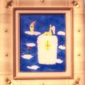 「屋根の上の天使」(ご売約済み)
