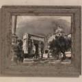 「セヴェルスの凱旋門とクーリア(元老院)」(ご売約済み)