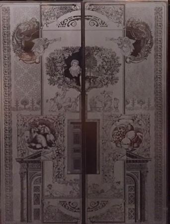 エレベーター扉のためのプロト板/梵寿綱