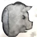 「PIGの肖像」(ご売約済み)