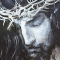 「十字架のキリスト」(ご売約済み)