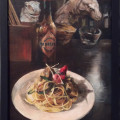 「牡蠣のパスタ」