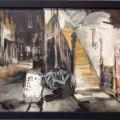 「バレルへの階段」