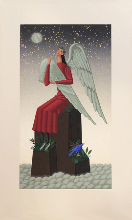 「片翼の天使」