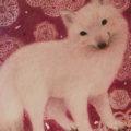 「Arctic fox(北極キツネ)」(ご売約済み)
