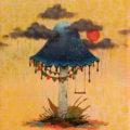 「キノコの国 ひと時の遊び場」