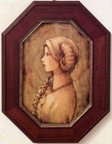 「S嬢の肖像」
