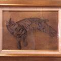 《売約済み》「ネコ!CAT」友田いさお