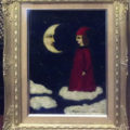 《ご売約済み》「月との対話」小原聖史