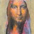 《売約済み》「my salvator  mundi」No.66