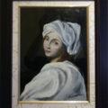 グイド・レーニ作「ベアトリーチェ・チェンチの肖像」模写/小原聖史