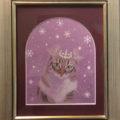 「Snow princess」山本恭子