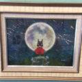 月光浴/赤綿