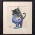 Foodie cat Ⅱ / Sachi Bockle