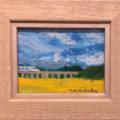 19「窓から見る」/加藤智子
