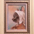 猫嬢の肖像画/伊豆里美