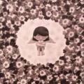 満開に咲く花たち/やまざきのりこ