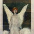 《ご売約済み》雲上の天使/小原聖史