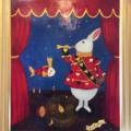 白ウサギと王様魚の共演/小原聖史