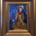 《御売約済み》栄光の女神と王様魚/小原聖史
