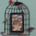 「鳥籠」/山本恭子