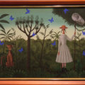 「 密林の蝶 」/ 北見隆
