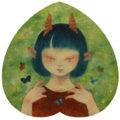 「胡蝶の夢」/赤綿