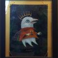 「白鴉の子」/赤綿
