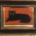 「黒猫」/八木原由美