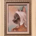 「猫嬢の肖像」/伊豆里美