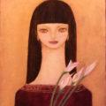 《ご売約済み》「華麗なる美〜カラー〜」/ mieco yamashina