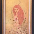 「Under the rose」/ mieco yamashina