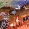「サンサーンスを聴きながらー動物の謝肉祭ー」/ダイゴー・セイコ