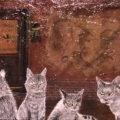 《ご売約済み》「Bar Cuatro Gatos」/ダイゴーセイコ