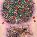 「静寂のクリスマスツリー」/ダイゴー・セイコ