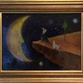 「月との対話(part2)〜月と月の王様〜」/小原聖史