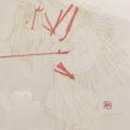 《ご売約済み》「オリジナルドローイング作品8」/笹本正明