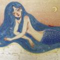 「水清ければ月宿る」/吉田真美